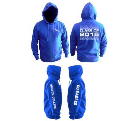LEAVERS HOODIES - Design 1