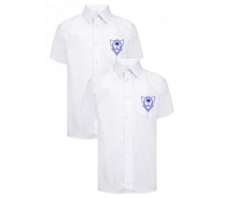 BOYS WHITE SHIRTS
