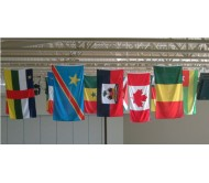 DRAPE FLAGS